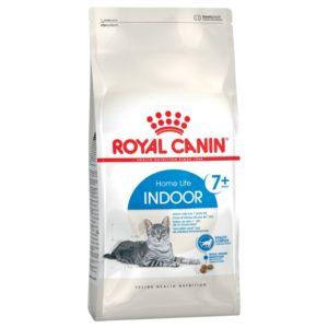 Vrečka suhe hrane za mačke Indoor 7+ Royal Canin