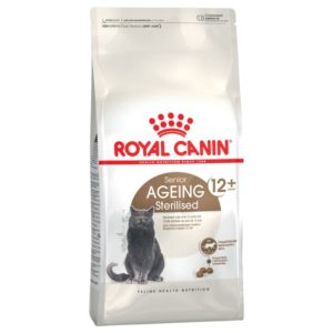 Senior Ageing Sterilised 12+ Royal Canin