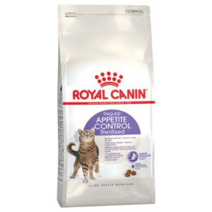 Sterilised Appetite Control Royal Canin