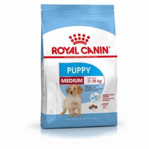 Medium Puppy Suha Hrana Royal Canin