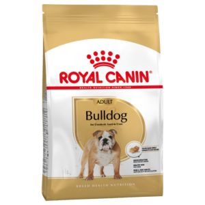 Bulldog Adult Suha Hrana Royal Canin