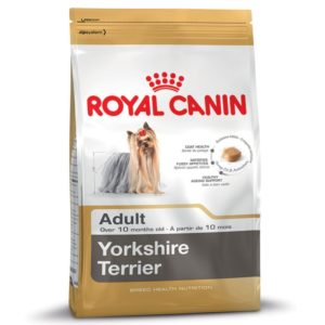 Vrečka suhe hrane Yorkshire Terrier Royal Canin
