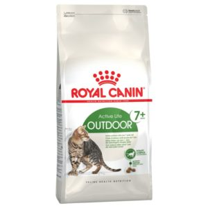 Outdoor 7+ Suha Hrana Royal Canin