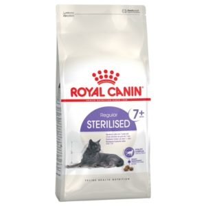 Sterilised 7+ Suha Hrana Royal Canin