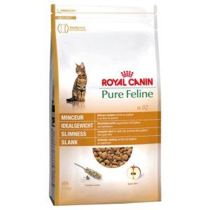 Vrečka suhe hrane za idealno težo mačke Royal Canin