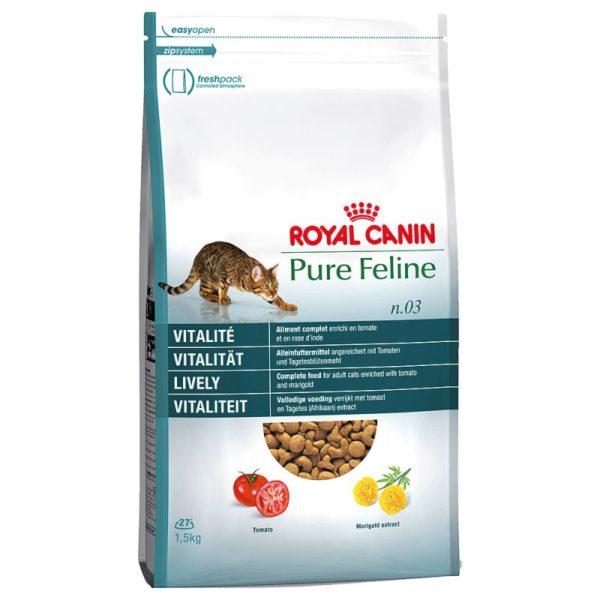 Vrečka suhe hrane za vitalnost mačke Royal Canin