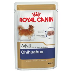 Vrečka mokre hrane Chihuahua Breed Royal Canin