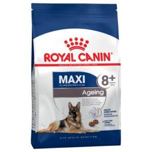 Maxi Ageing 8+ Suha Hrana Royal Canin