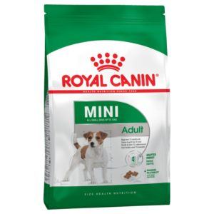Vrečka suhe hrane Royal Canin Mini Adult