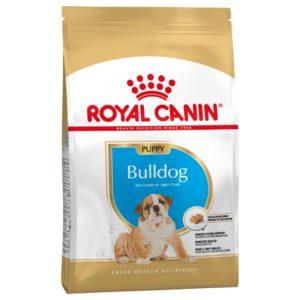Bulldog Puppy Suha Hrana Royal Canin