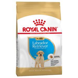 vrečka suhe hrane Labrador Retriever puppy royal canin