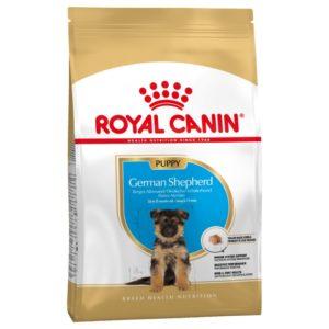 Vrečka suhe hrane german shepherd puppy royal canin