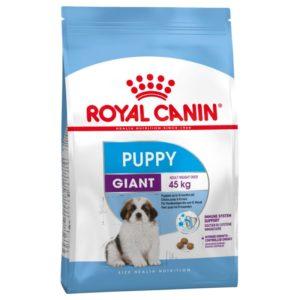 Giant Puppy Suha Hrana Royal Canin
